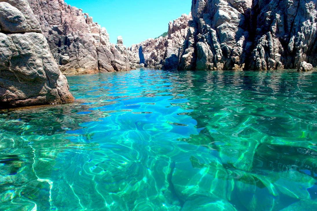 Secret Bay by IElioI
