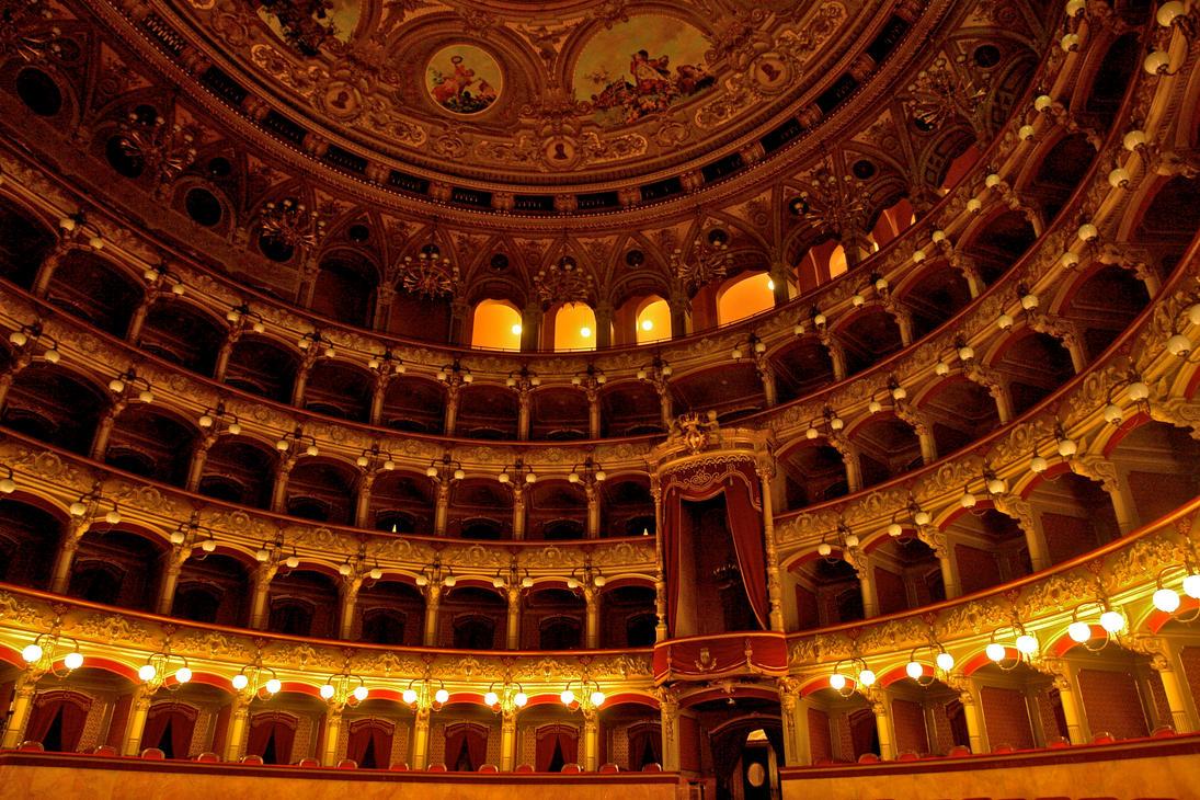 Teatro Bellini by IElioI
