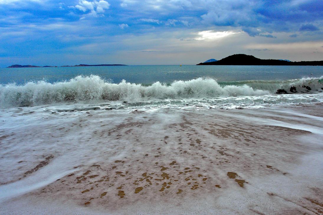 Playa de Liscia Ruja by IElioI