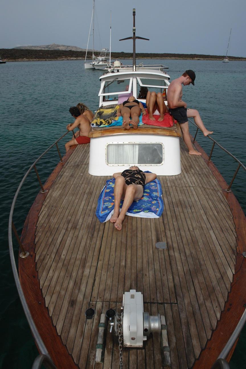 Kimera boat by IElioI