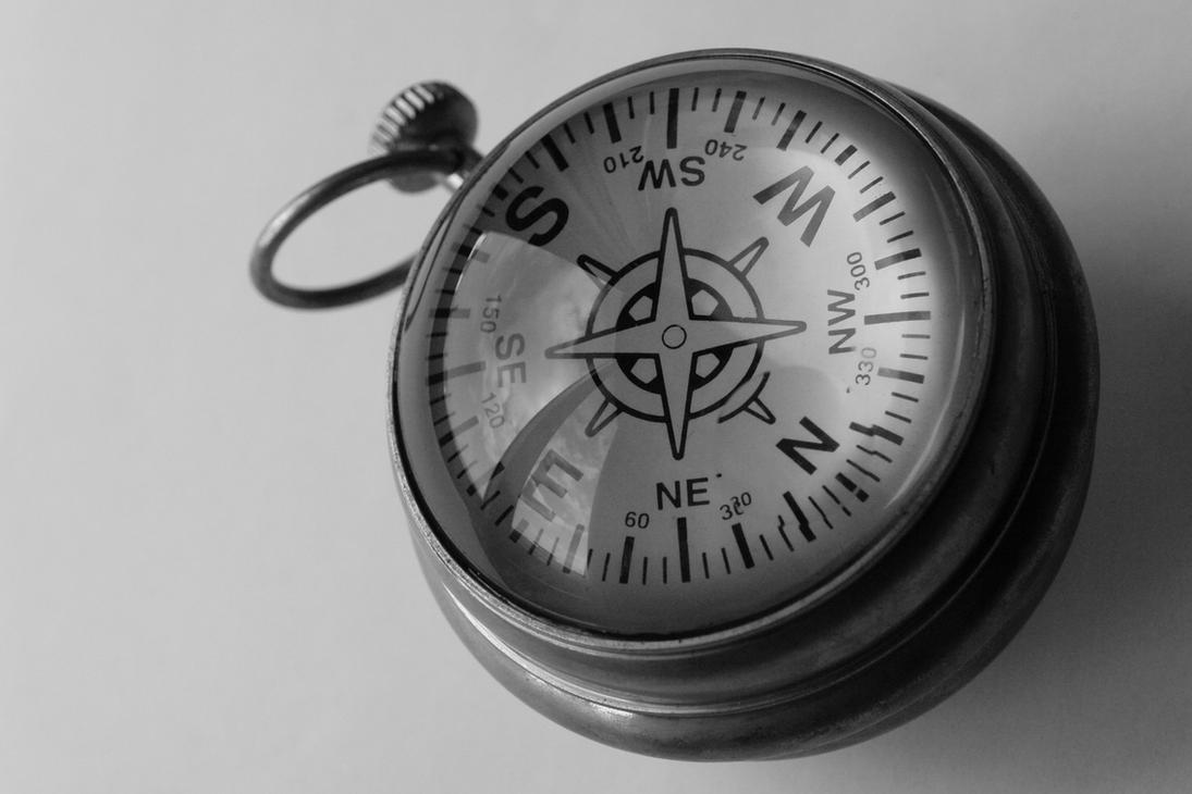 Old Compass By IElioI