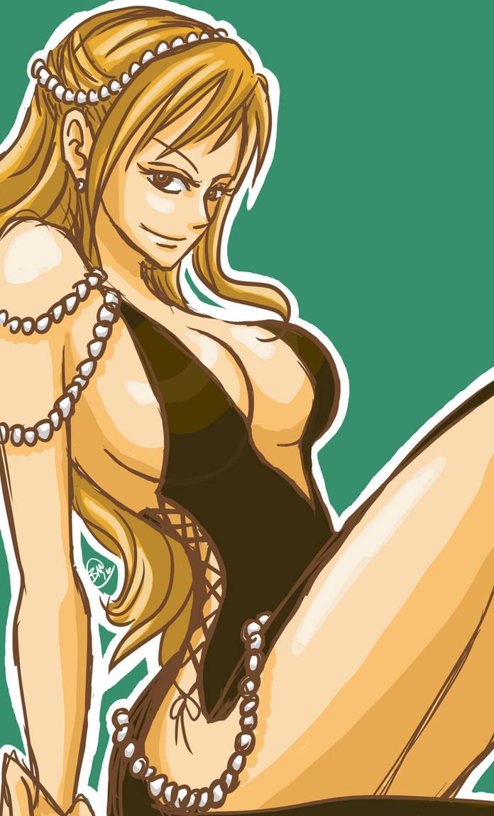 A Goddess!?