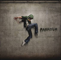Parkour by sNakyGFX