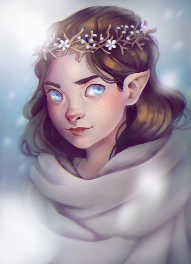 Elysian Wayfarer by Ryuutsu