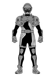 Beta Rider (for malunis) by Striker-Rider