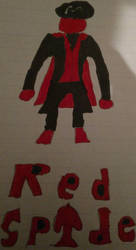Red Spade by Striker-Rider