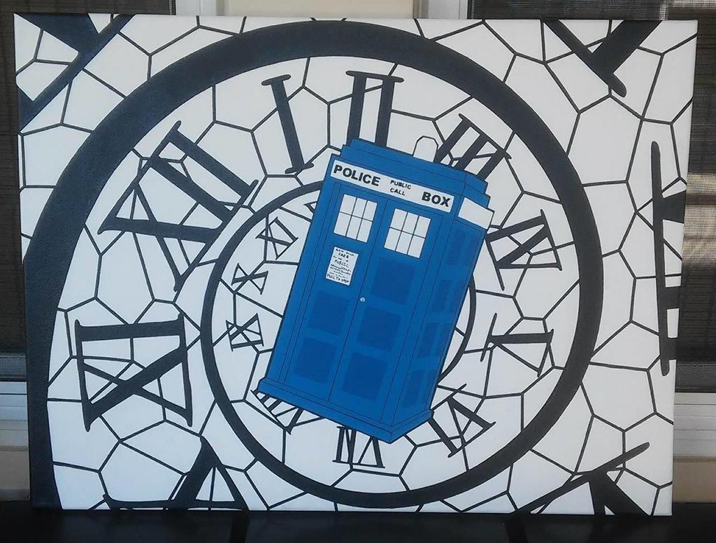 Time spiral by GumdropGear