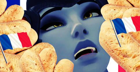 sacre bleu by Captain-Grumpy