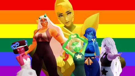 gem pride(?) by Captain-Grumpy