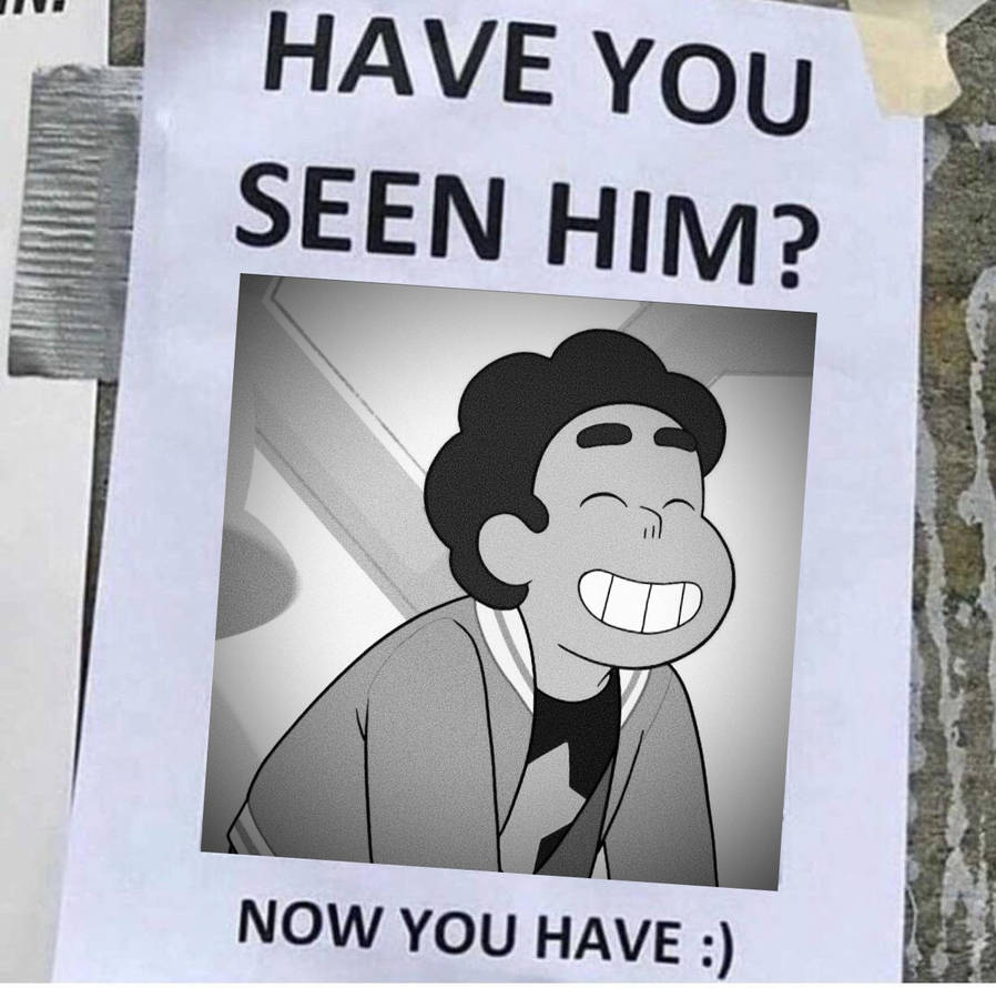have you seen him