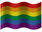 pride flag vector by onexargetian
