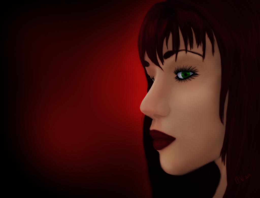 DarkRed by Nathanael-Nadezda