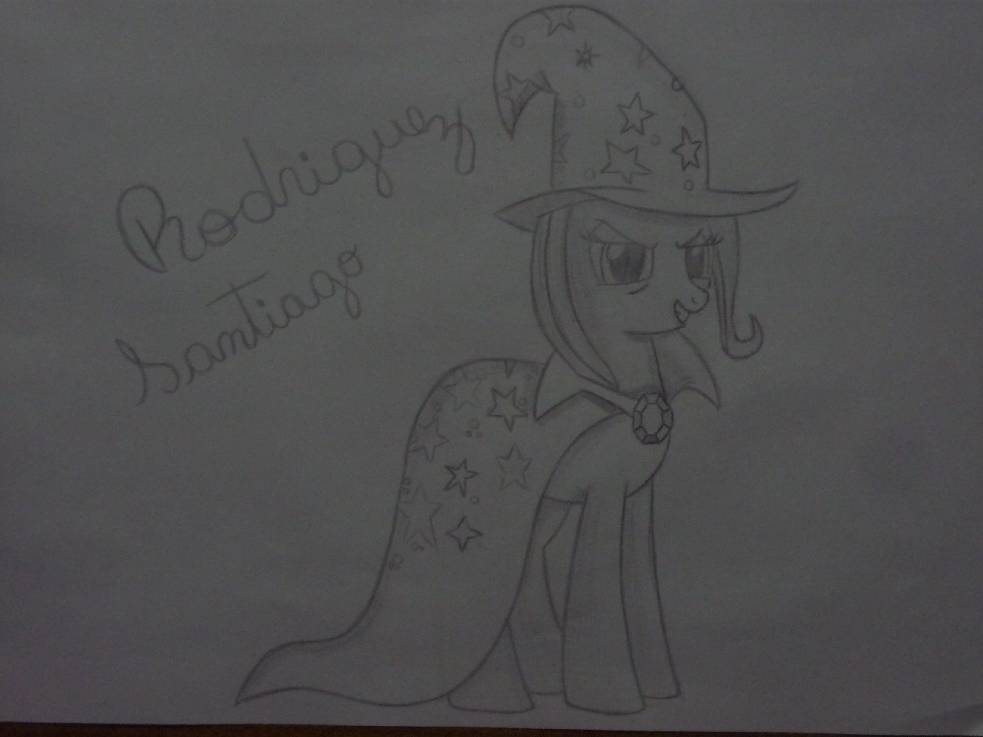 The great and powerful Trixie by Santiago0593
