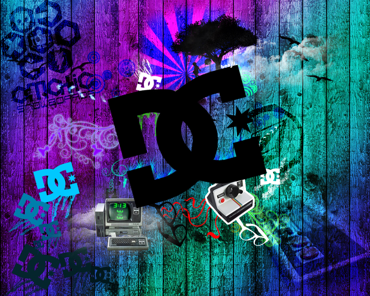 DC Wallpaper I by benjii6077 on DeviantArt