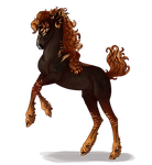 Kogo Foal ref by Buzzbees