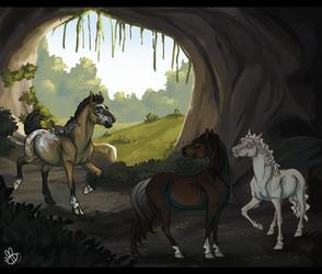 CV | Bandit : Treasure Cave