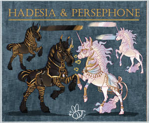 Adoptable Auction |Hadesia and Persephone|CLOSED