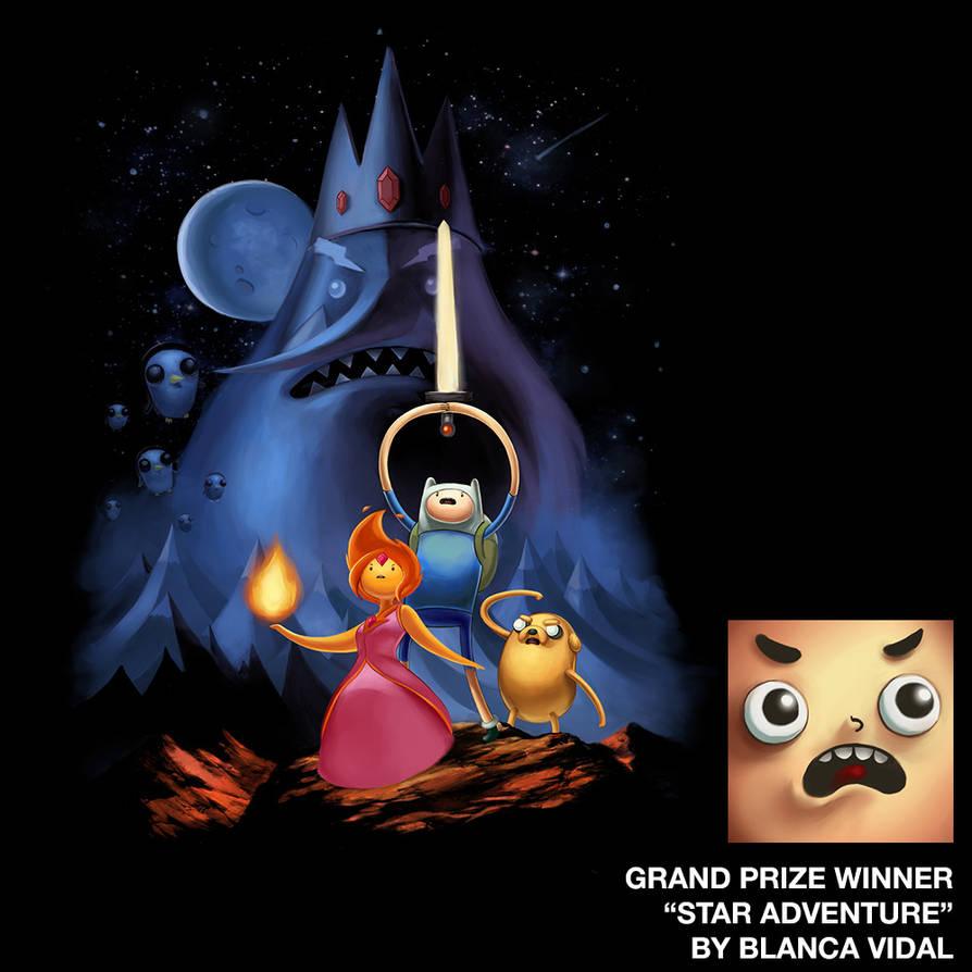 Star Adventure by Blanca Vidal