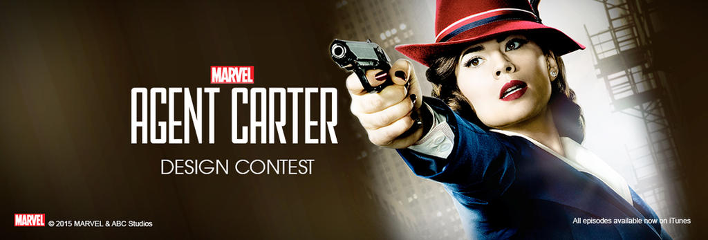 WeLoveFine.com - Agent Carter Design Contest! by welovefine