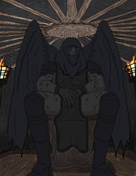 Another concept for the Raven King