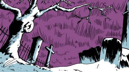 Haunt of Fear Cemetery