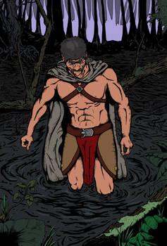 Mongrel in the Swamp (alt)