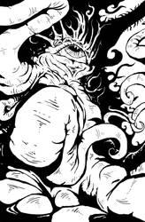 Tentacles by Gorgonaut