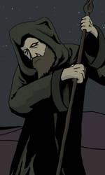 The Wanderer by Gorgonaut