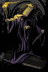 Snake Priest by Gorgonaut