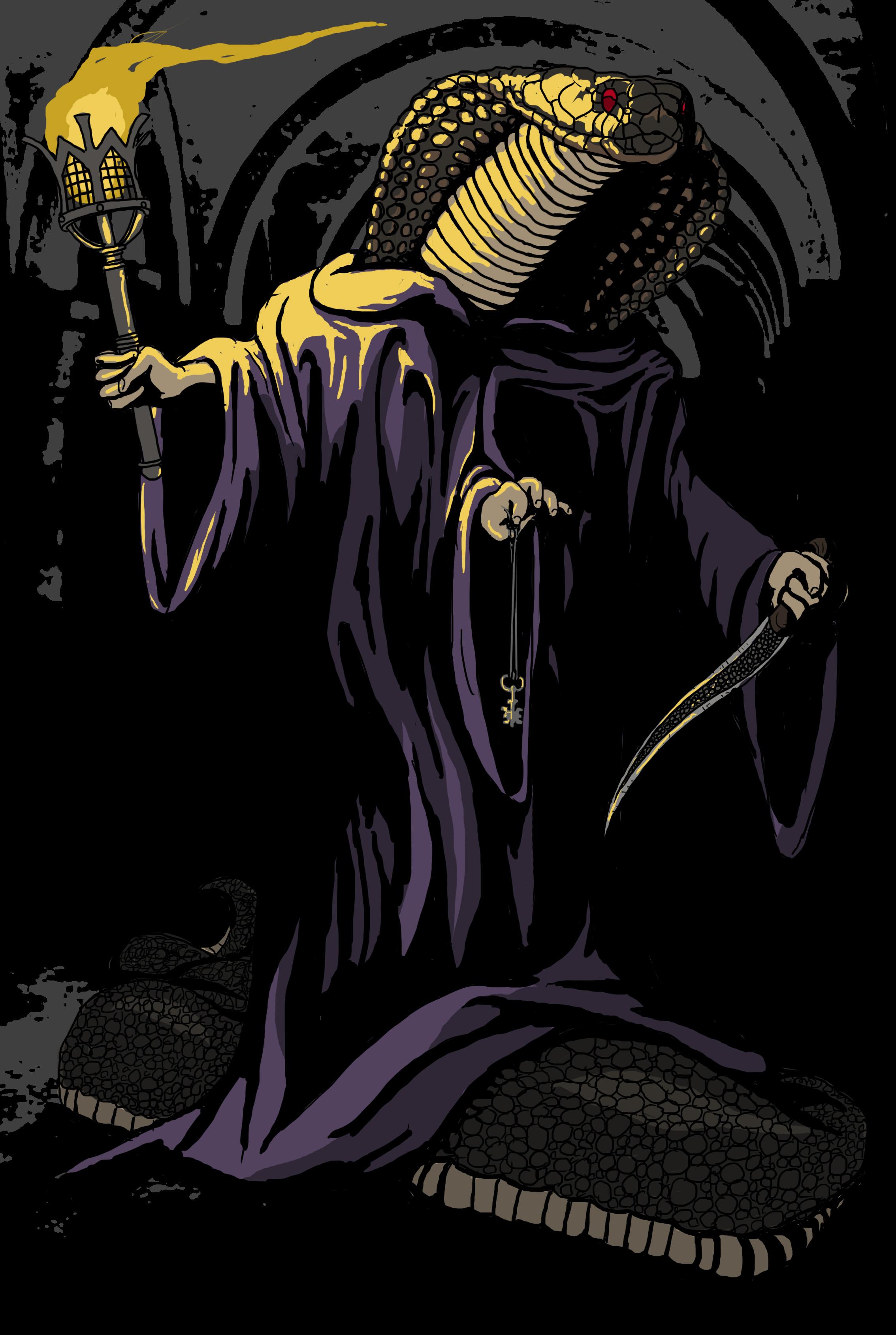 http://orig13.deviantart.net/6756/f/2013/012/6/e/snake_priest_by_gorgonaut-d5rbxpm.jpg