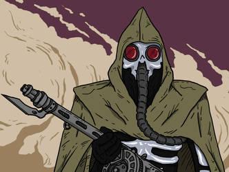 Apocalypse Soldier by Gorgonaut