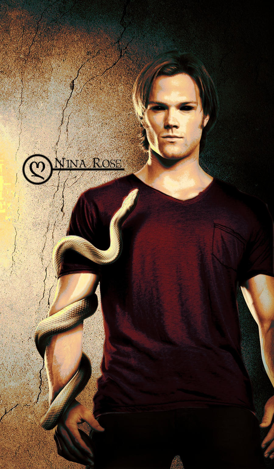 Soulless Sam by TheDreamBelow on DeviantArt