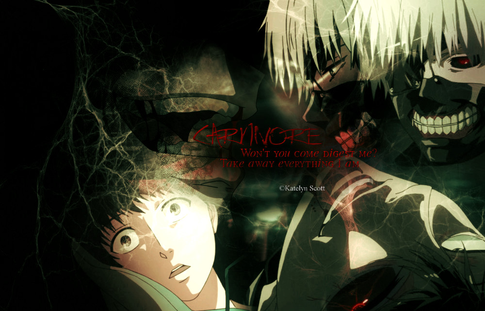 Tokyo Ghoul - Carnivore by TheDreamBelow
