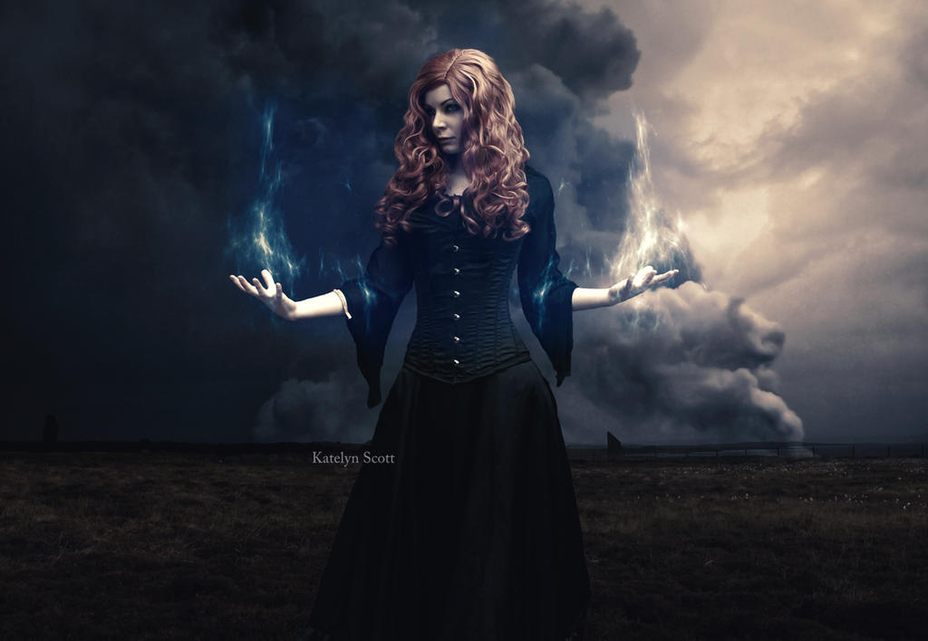 Conjuring the Storm by TheDreamBelow