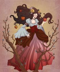 Snow White by Sirothello