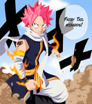 Fairy Tail Chapter 431  Natsu