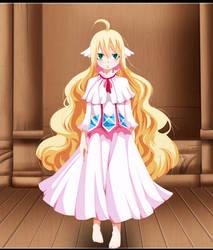 Fairy Tail 448 - Mavis Vermillion