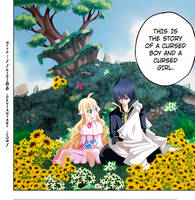 Mavis and Zeref Fairy Tail 448 by kisi86