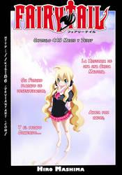 Fairy Tail 449- Mavis and Zeref