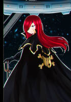 Elsie Crimson Chapter 2 Eden's Zero by kisi86