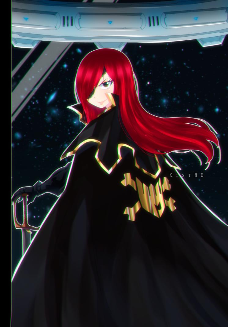Elsie Crimson Chapter 2 Eden S Zero By Kisi86 On Deviantart