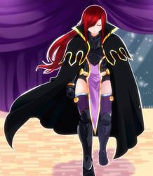Elsie Crimson Chapter 3 Eden's Zero by kisi86