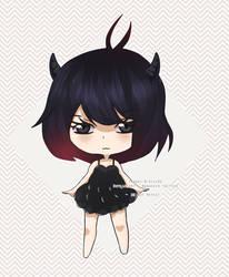 [Fanart] Sekre Black Clover by kisi86