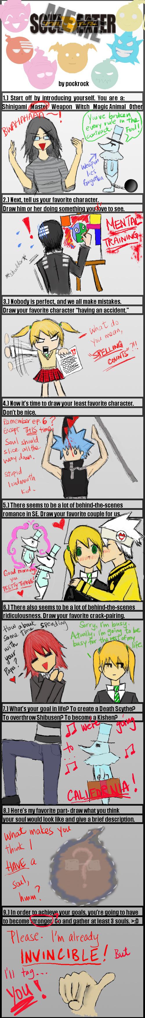 Soul Eater Meme by UnconsciousRoute
