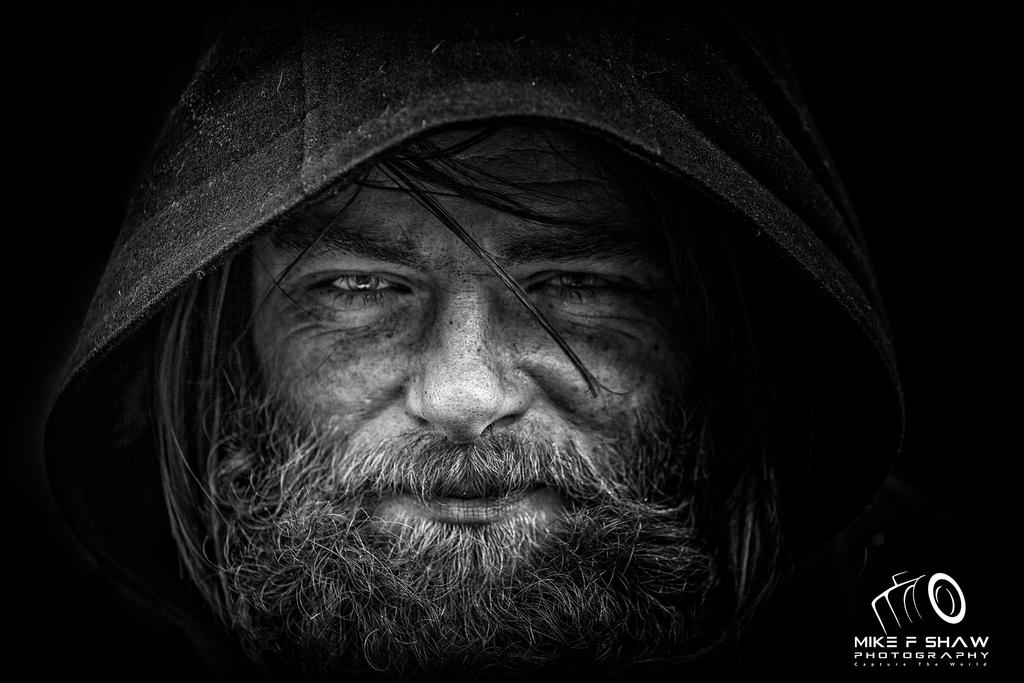 Homeless Not Hopeless. by MikeFShaw