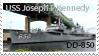 USS JPK Stamp by crumplezonegirl06