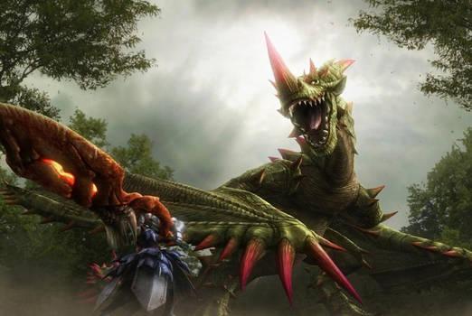 Dragon vs Warrior 2