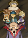 This is the end for you Layton