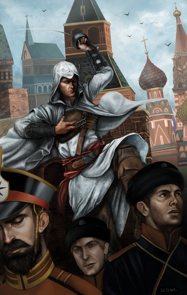 Assassins Creed Russia Edit By Dcslider On Deviantart