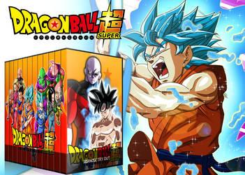 Dragon Ball Super Dvd By Vicoh57 On Deviantart